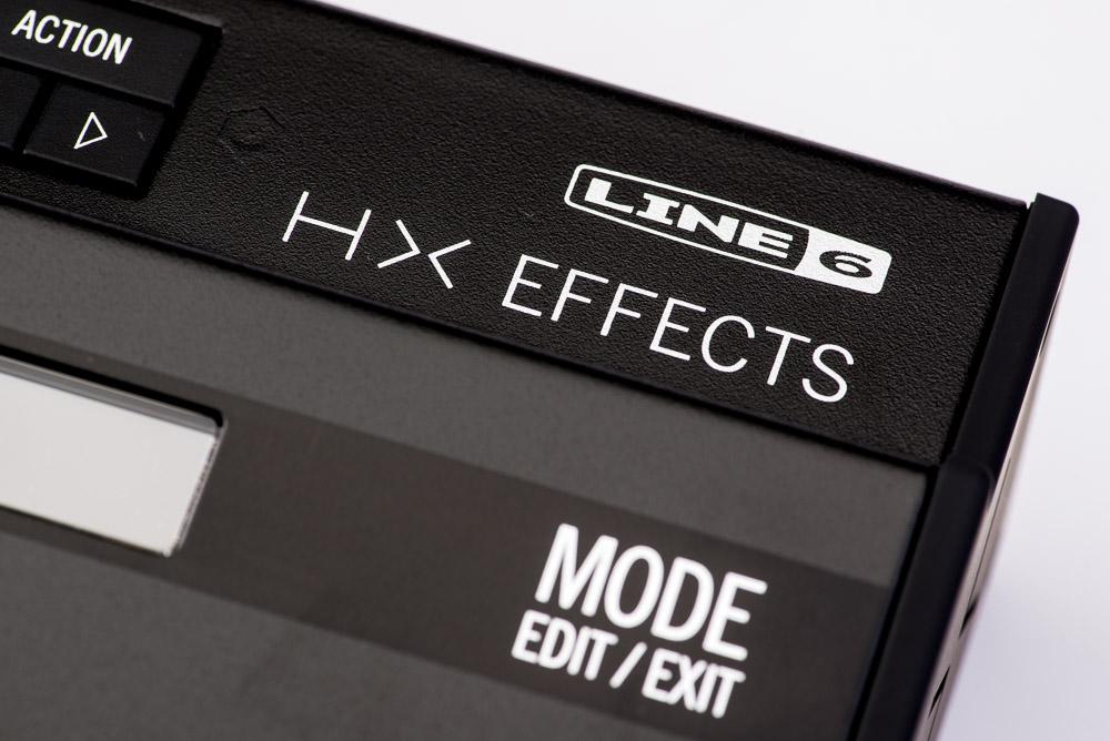 LINE 6 HX EFFECTS MULTI EFFECT UNIT - Lauzon Music