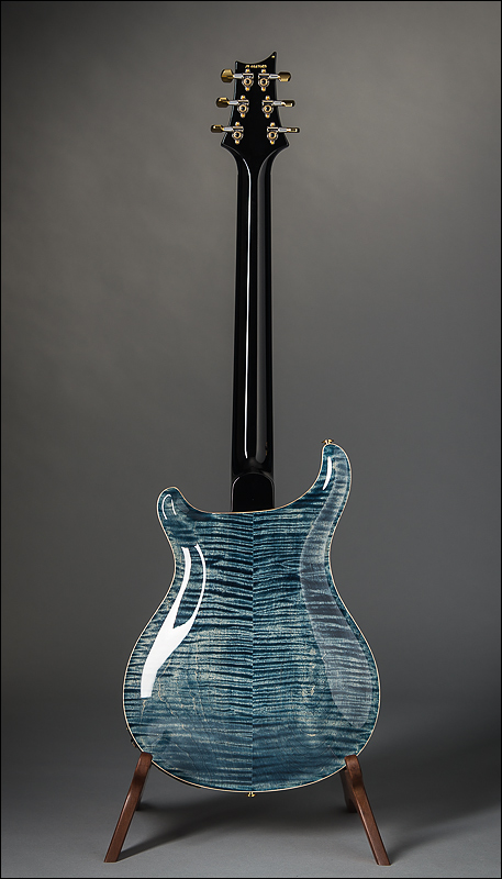 prs hollowbody ii piezo faded whale blue hybrid package 10 top lauzon music. Black Bedroom Furniture Sets. Home Design Ideas